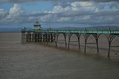 Clevedon Pier, Somerset (crafty1tutu (Ann)) Tags: travel holiday 2019 unitedkingdom uk england somerset clevedon beach pier water crafty1tutu canon5dmkiii canon24105lserieslens anncameron