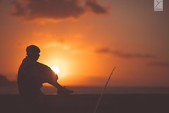 The fisherman (Yannick Charifou Photography ©) Tags: nikon d850 afs105mm14e fisherman pêcheur silhouette flare coucherdusoleil sunset sunrise sunrising goldenhour gold dorée charifou réunion iledelaréunion waterfront frontdemer pêche fish fishing mer sea reunionisland indianocean