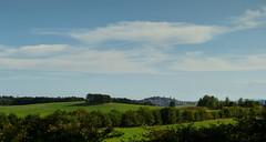 Landschaft mit Burg (isajachevalier) Tags: landschaft burg stolpen sachsen panasonicdmcfz150