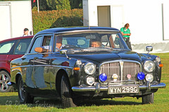 1968 Rover P5.B WYN 299G (SR Photos Torksey) Tags: vintage classic vehicle collingham show 2019 rover p5