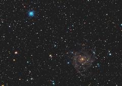 IC342 (teredura58) Tags: astrofotografia astrophotography ic342 ioptron ieq45pro rc6 ts alava markinez astrometrydotnet:id=nova3626335 astrometrydotnet:status=solved