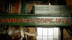 Barker & Cope 1875 (_D4RK_) Tags: colliery hetty mining coal drift level fan pit mineral minerals headgear headframe coalmine