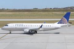 SKW E75L (djrxxs) Tags: cyycyyccalgary embraer embraer175 erj175lr erj170200lr unitedexpress skywestairlines