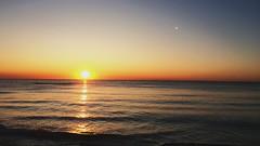 sunset 21 September (Jos Mecklenfeld) Tags: noordzee nordsee northsea nederland niederlande netherlands noordholland callantsoog strand beach zee meer sea zonsondergang sonnenuntergang sunset