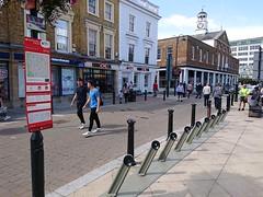 Photo of Uxbridge Santander Cycle Hire