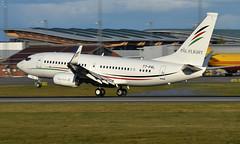 Arab Wings T7-PAL, OSL ENGM Gardermoen (Inger Bjørndal Foss) Tags: t7pal arabwings arabwingscompany boeing 737 osl engm gardermoen