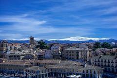 Segovia (barragan1941) Tags: segovia spain town travel traveling roof sky oldtown ancient