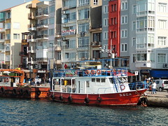 Çanakkale, Turkey (Steve Hobson) Tags: çanakkale turkey boat