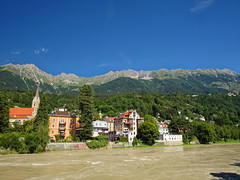 Innsbruck (mattmld) Tags: panasonic micro four third m43 gx8 hybrid autriche osterreich mountain montagne riviere river blue sky ciel bleu nature summer ete tyrol austria