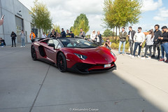 Rosso Bia (Alessandro_059) Tags: lamborghini aventador sv lp7504 rosso bia carbon knokke