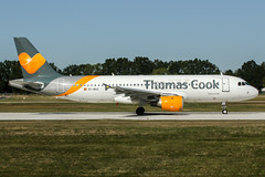 EC-MVG (PlanePixNase) Tags: aircraft airport planespotting haj eddv hannover langenhagen airbus a320 320 thomascook thomascookbalearics