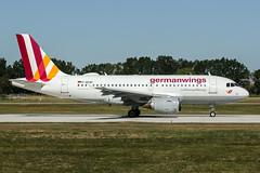 D-AKNG (PlanePixNase) Tags: aircraft airport planespotting haj eddv hannover langenhagen germanwings airbus 319 a319