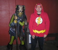 "Six Flags Fright Fest 2018 (Vinny Gragg) Tags: costume costumes cosplay horror movie horrormovies scary killer monster monsters dccomics dc ""justiceleagueofamerica"" jla flash theflash superheroes superhero comics comicbooks comicbook villian villians supervillian supervillians sixflagsgreatamerica sixflags greatamerica frightfest gurneeillinois gurnee illinois ghoul ghouls zombie zombies halloween holiday holidays"
