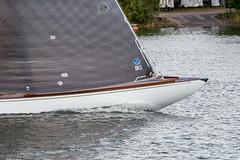 Old 6 m yacht (aixcracker) Tags: yacht segelbåt purjevene tirmo pellinge pellinki archipelago skärgård saaristo suomi finland nikond500 september syyskuu höst syksy autumn fall sea hav meri