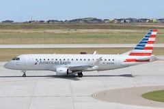 ENY E75L (djrxxs) Tags: cyycyyccalgary embraer embraer175 erj175lr erj170200lr americaneagle envoyairlines americanairlines