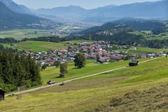 Oberperfuss - Tirol (Ernst_P.) Tags: aut bergtour oberperfuss österreich ranggerköpfl tirol landschaft sigma art 24105mm f40 landscape austria autriche tyrol paisaje landwirtschaft heu heuernte