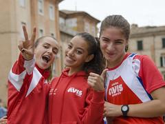 Emma Baldoni, Samira Amadel, Margherita Forconi