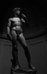 David (selvagedavid38) Tags: mono florence david michelangelo art sculpture marble blackandwhite monochrome statue museum firenze italy
