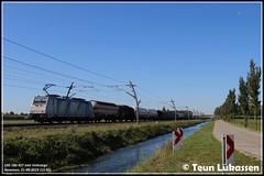 LNS 186 427, Hemmen (21-09-2019) (Teun Lukassen) Tags: bombardier br186 traxx lineas 186427 railpool uc gxn czechxpress hemmen trains treinen züge