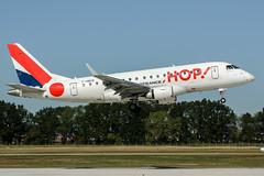 F-HBXB (PlanePixNase) Tags: aircraft airport planespotting haj eddv hannover langenhagen hop embraer 170 airfrance e170