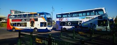 Photo of Buses until further notice. The Trafford Centre, Manchester.
