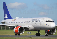 SE-ROC - SAS Scandinavian Airlines A320 NEO (✈ Adam_Ryan ✈) Tags: dub eidw dublinairport 2019 dublinairport2019 canon 6d 100400liiisusm 100400 lseries aviation photography summer sun september runway runway10 takeoff flight aircraft airbusboeing seroc sas scandinavianairlines scandinavian a320 a320neo neo
