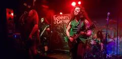 Day 264 (Iain Purdie) Tags: happy 2019 metal heavymetal music footprintsinthecustard