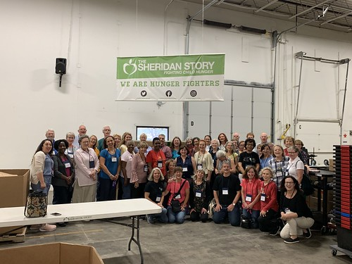 Episcopal Church Packing Event 09/18/19