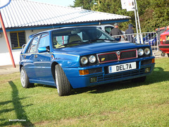 Integrale (BenGPhotos) Tags: 2019 castle combe rallyday sports car show blue lancia delta hf integrale italian hot hatch del7a