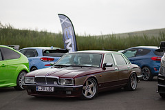"Knockhill's ""Tartan Tarmac's Big Day Oot"" (<p&p>photo) Tags: modified modded lowered 1993 1990s 90s nineties red daimler40 daimler 40 l291lbe tartantarmac tartantarmacsbigdayoot big dayoot bigdayoot knockhill hothatchtrackday show knockhillhothatchtrackday carshow knockhillhothatchtrackdayandcarshow hot hatch trackday knockhillcircuit racingcircuit knockhillracingcircuit circuit fife scotland uk may2019 may auto autosport motorsport motors tracksport race motorracing voiture vehicle wheels worldcars september2019 september 2019"