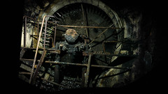 The Fan (_D4RK_) Tags: colliery hetty mining coal drift level fan pit mineral minerals headgear headframe coalmine