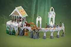 Rivendell (Martin Ot) Tags: lotr rivendell hobbit elves tolkien elrond