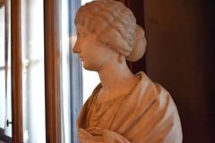 Faustina (thomasgorman1) Tags: woman empress bust sculpture roman art faustina portrait italy florence gallery museum