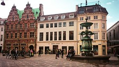 Amagertorv (vmribeiro.net) Tags: geotagged geo:lat=5568362851 geo:lon=1258698561 city architecture copenhagen denmark outdoors town europe meatpackingdistrict northerneurope famousplace internationallandmark storkfountain capitalregionofdenmark danishculture street old house castle tourism statue horizontal museum facade wideshot wide townhall oldtown townsquare citystreet colorimage urbanroad builtstructure day wideangle buildingexterior