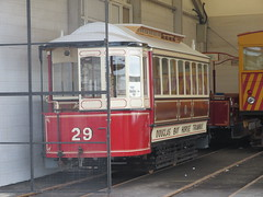 Douglas Tram (deltrems) Tags: douglas horsedrawn tram tramway car isleofman mann