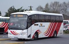 Bus Eireann VC321 (03D55411). (Fred Dean Jnr) Tags: buseireannroute51 clare bus coach buseireann volvo b12b caetano enigma vc321 03d55411 ennis ennisdepotclare april2010