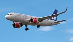 SE-ROP EGLL 05-07-2019 Scandinavian Airlines (SAS) Airbus A320-251N CN 8350 (Burmarrad (Mark) Camenzuli Thank you for the 20.4) Tags: serop egll 05072019 scandinavian airlines sas airbus a320251n cn 8350