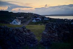 Inis Meain (Mark Waldron) Tags: inis meain galway bay aran islands evening sky stone wall gap path dry helios44 helios m39 sony a7iii vintage soviet lens гелиос44