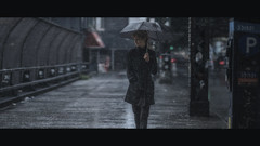 a walk in the rain (Nico Geerlings) Tags: ngimages nicogeerlings nicogeerlingsphotography brooklyn rain raining rainy williamsburg cinematic cinematography nyc ny usa newyorkcity