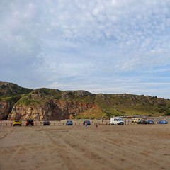 Brean Down (Cat Thackstone) Tags: england somerset location filming sanditon seaside beach brean