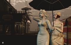 Off to the Club (eiloodoolittle) Tags: tresbeau belleepoque couturechapeau zenith chamber blackdragon