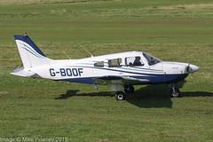 G-BOOF - 1978 build Piper PA-28-181 Cherokee Archer II, taxiing for fuel at Barton (egcc) Tags: 287890084 archer barton blackbusheflyingclub cherokee cityairport egcb gboof lightroom manchester n47510 pa28 pa28181 piper