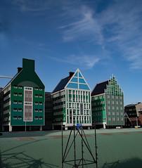 Zaandam (Roelie Wilms) Tags: zaandam zaanstad dutchgreen green architectuur architecture nederland noordholland