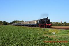ETL 78 468 (Phil.Kn.) Tags: henschel 78 78468 etl dampflok dampfer sonderzug centralbahn eisenbahn tradition historisch t18