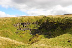 old quarry (kokoschka's doll) Tags: quarry workings abandoned ireshope weardale pennines