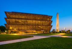 National Museum of African American History (Brook-Ward) Tags: hdr brook ward national museum african american history culture smithsonia mall washington dc districtofcolumbia capital architecture building dusk monument city cityscape