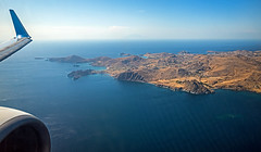 Thats Lemnos ( Limnos) down there and Athos in the far distamce ( Greece) ( Ricoh GR III) (markdbaynham) Tags: aerial flying wing wingtip fromabove window windowview aircraft sky clouds landscape aerialshot ricohgr ricohdigital ricohgriii ricohcompact ricoh ricohdigitalcompact grd grdiii ricohgrd3 ricohgrdiii 28mm 28mmf28 apsc apss sensor compact highendcompact fixedlens fixedlenscompact