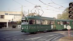 2004-11-12 Düsseldorf Tramway Nr.2651 (beranekp) Tags: germany deutschland düsseldorf tramway tram tramvaj tranvia strassenbahn šalina elektrika električka 2651