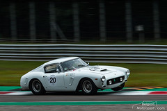 Ferrari 250 GTB (belgian.motorsport) Tags: ferrari 250 gtb v12 gt swb monza historic 2019 oldtimer youngtimer classic racing peter auto the greatest trophy