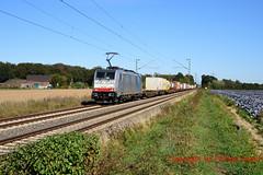 Railpool 186 259 (Phil.Kn.) Tags: bombardier traxx ms2e 186 railpool db dbcargo dbcargonederland combinantshuttle container tankcontainer eisenbahn kohlfeld niederrhein